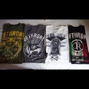 Dethrone T Shirts